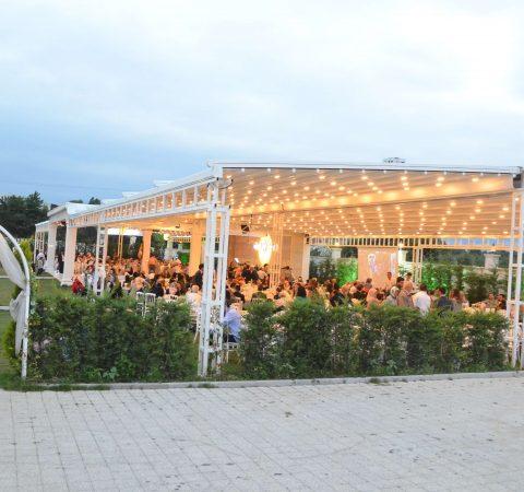 Botanik Garden Kır Düğün Davet