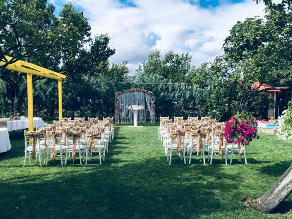 Şirin Bahçem Kır Düğün